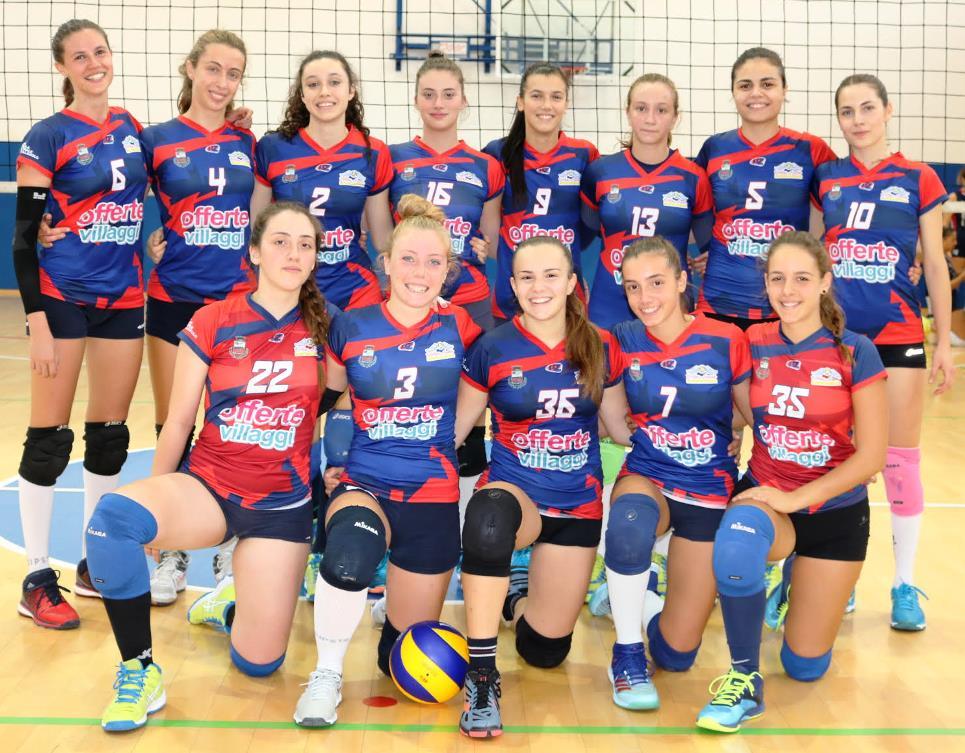 PallaVolo, esordio duro per la Volley Angels