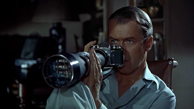 """Alfred Hitchcock, """"La finestra sul cortile"""" per chiudere CineSipario"""