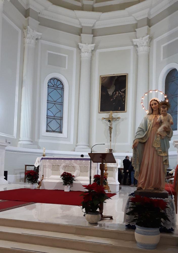 Inaugurata a Force la chiesa di San Francesco distrutta dal sisma