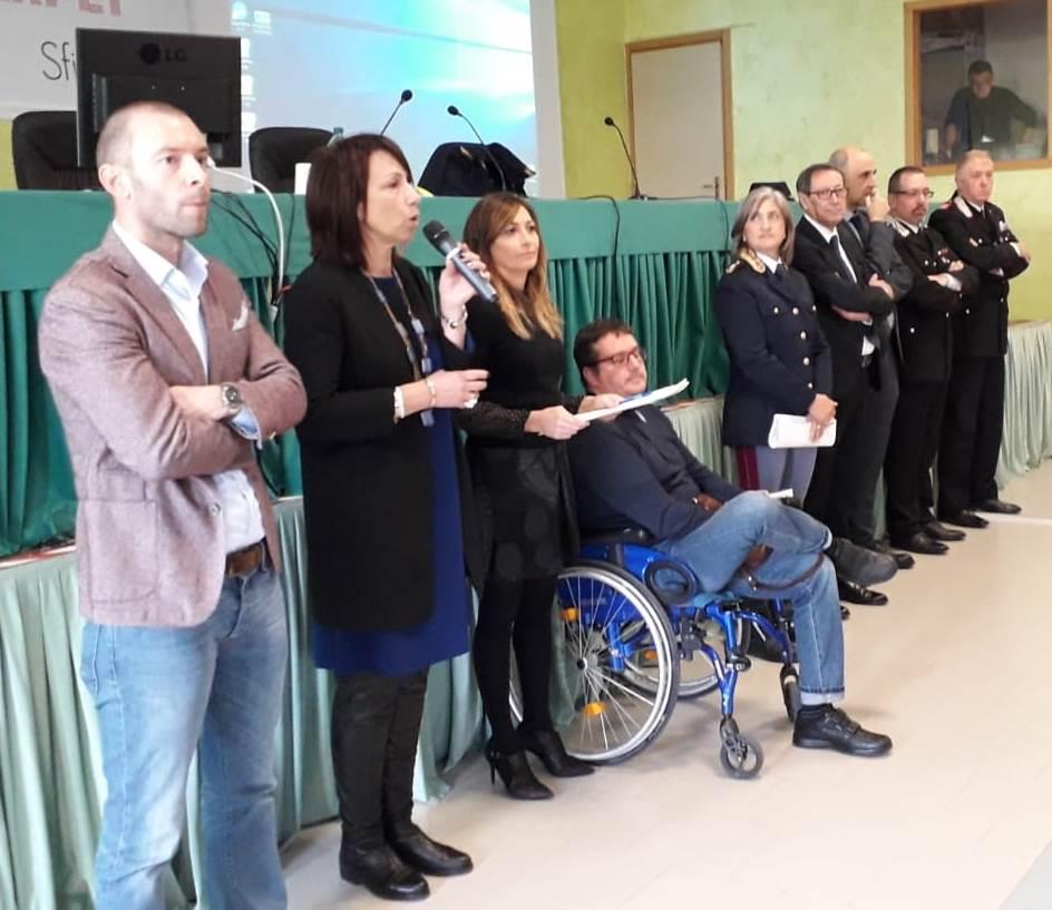 Giornata nazionale in memoria delle vittime della strada: evento all'Ipsia