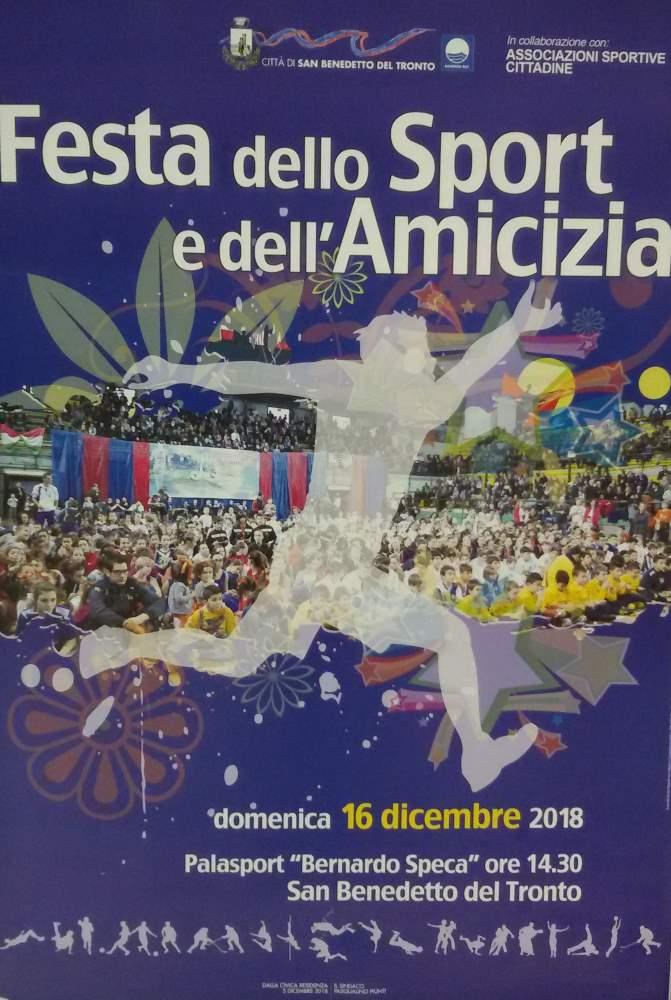 """Presentata la 25ma edizione della """"Festa dello Sport e dell'Amicizia"""""""