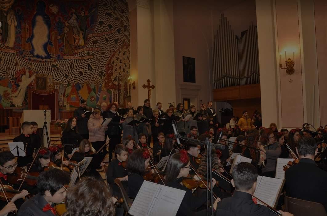 Concerto di Natale dell'Isc Centro