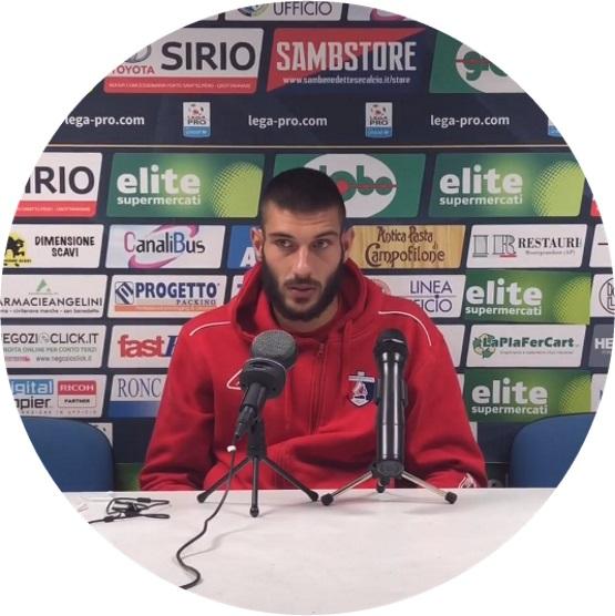 Samb – Fermana 2 – 0: i rossoblù si aggiudicano il derby con Calderini, Di Massimo e… Pegorin!
