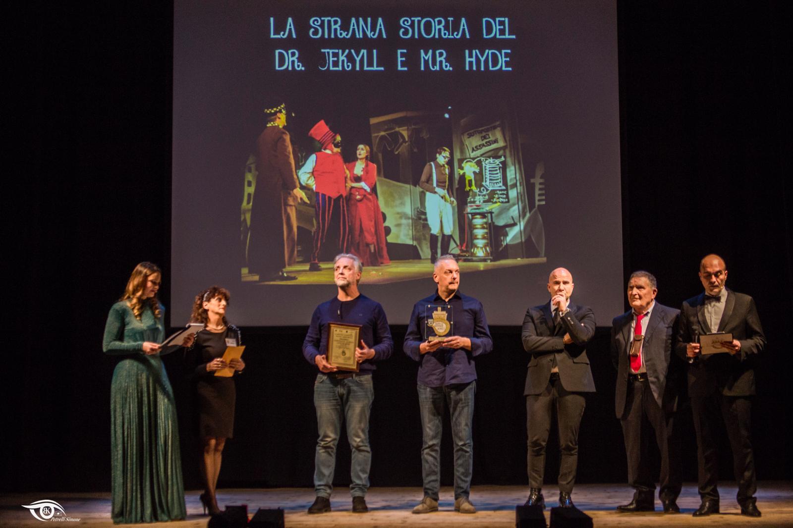 Festival nazionale Serpente Aureo Città di Offida, i vincitori