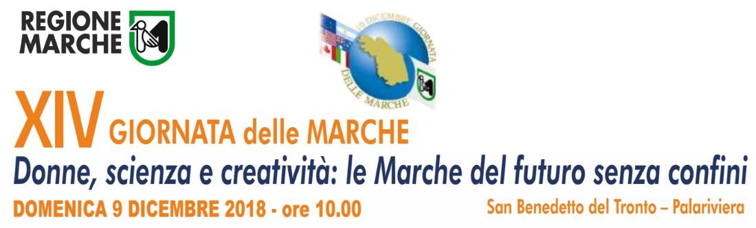 14ma Giornata delle Marche, la Scienza è donna