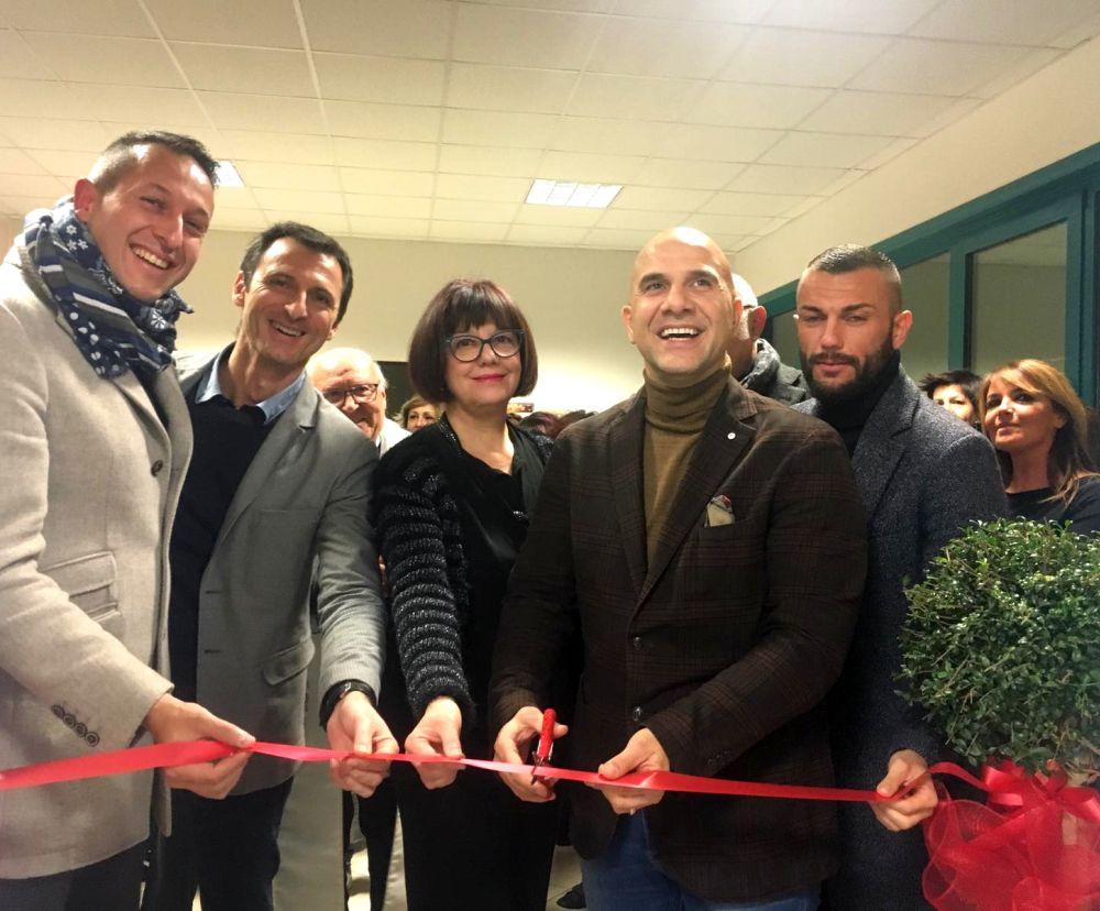 Inaugurazione del Cdis di Spinetoli