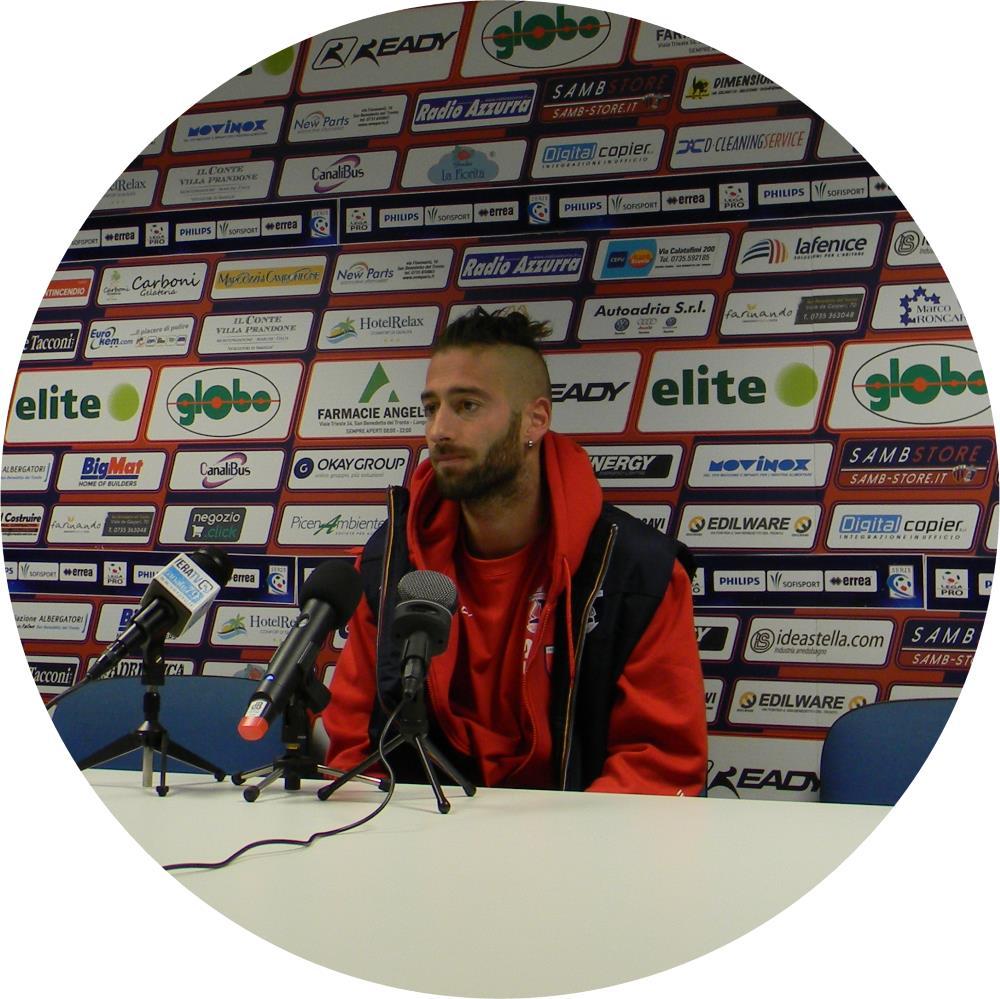 Samb – Rimini 1 a 0 di rigore