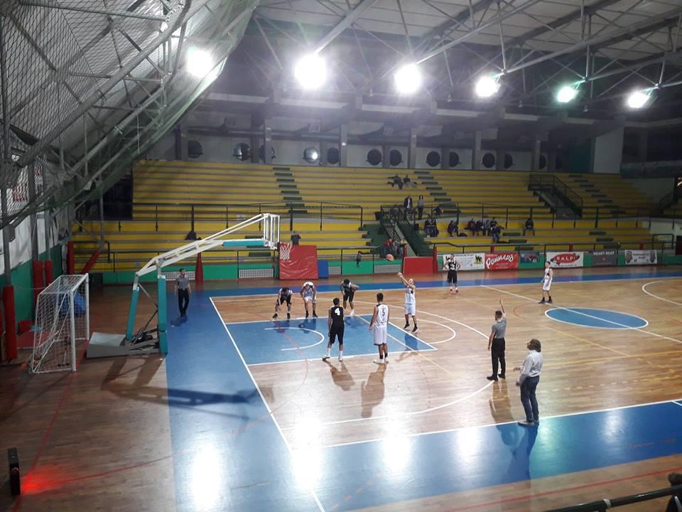 Samb Basket – Robur Falconara 96 – 67: il girone di ritorno inizia nel migliore dei modi per i rossoblù