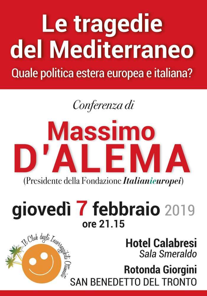 Le tragedie del Mediterraneo: quale politica estera europea e italiana?