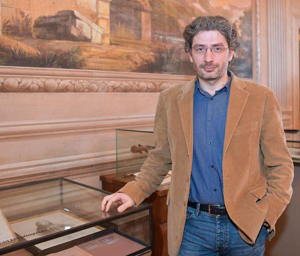 Il compositore Cristian Carrara nuovo direttore artistico della Fondazione Pergolesi Spontini