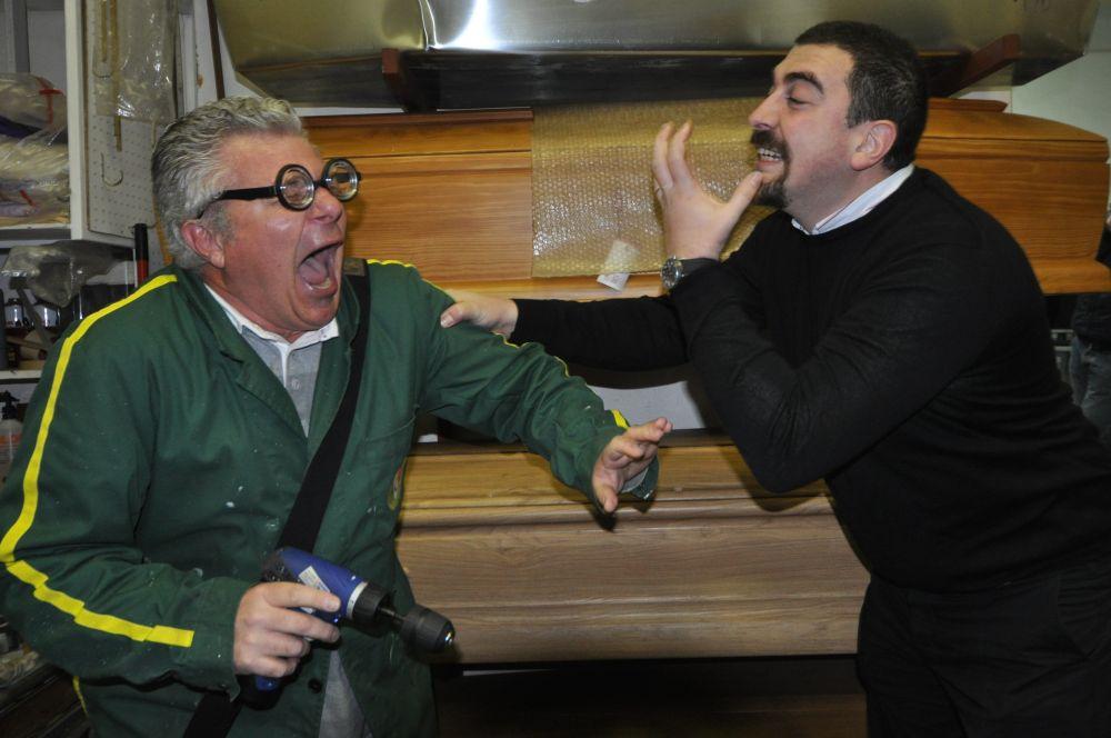 """Le Ddmm con """"www.scampamorte.com"""" a Montecosaro"""