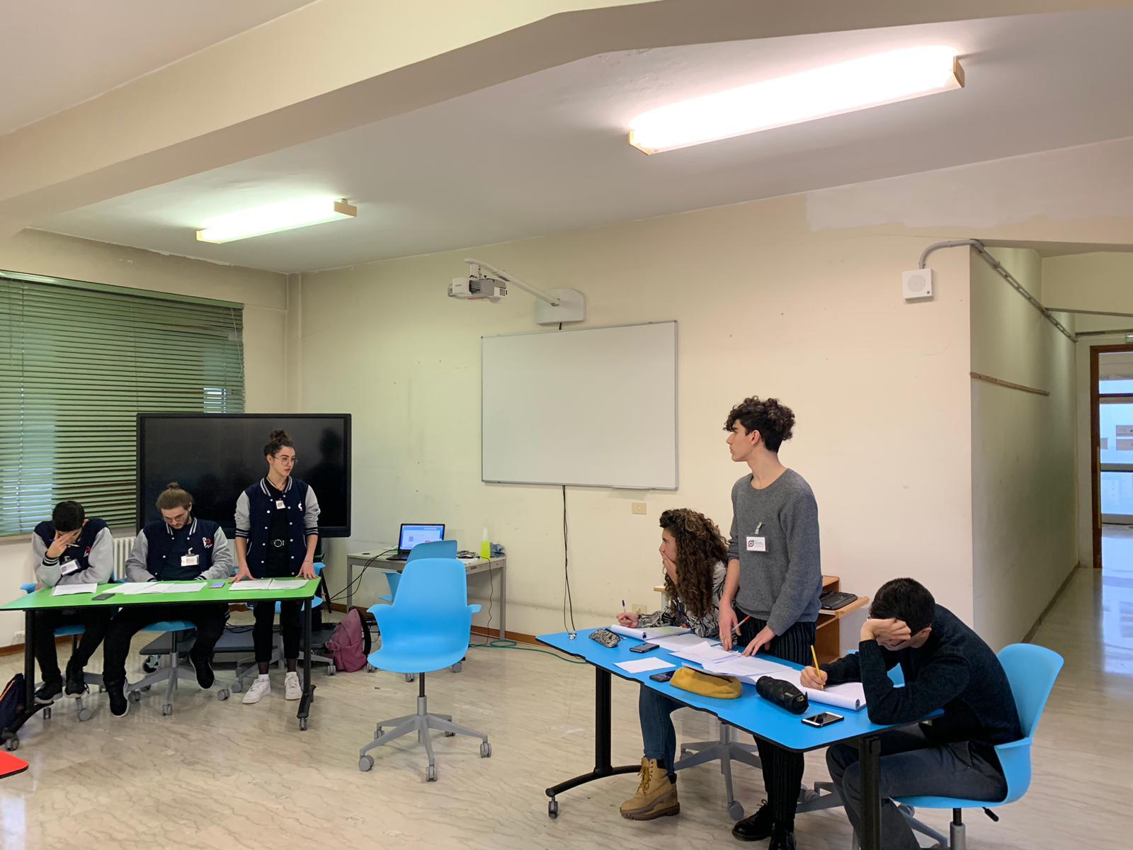 Olimpiadi Nazionali di Dibattito: il Liceo Rosetti rappresenterà le Marche alle finali nazionali