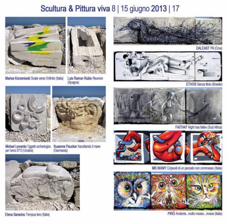 Mam, Museo d'Arte sul Mare: la storia – 17