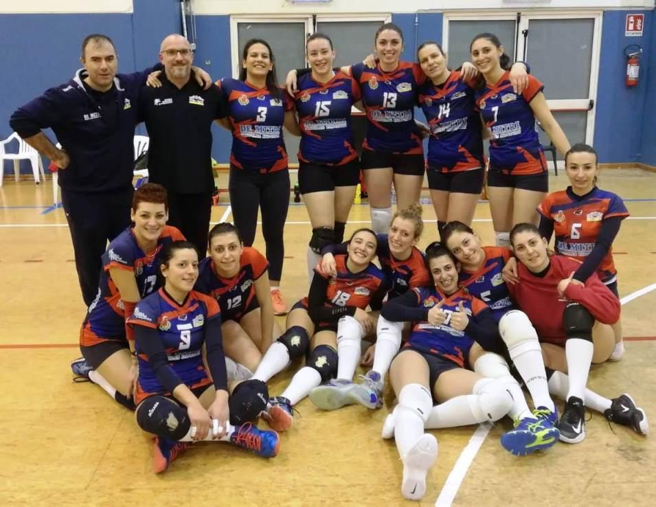 PallaVolo, B2 femminile: la Volley Angels sconfitta dalla capolista