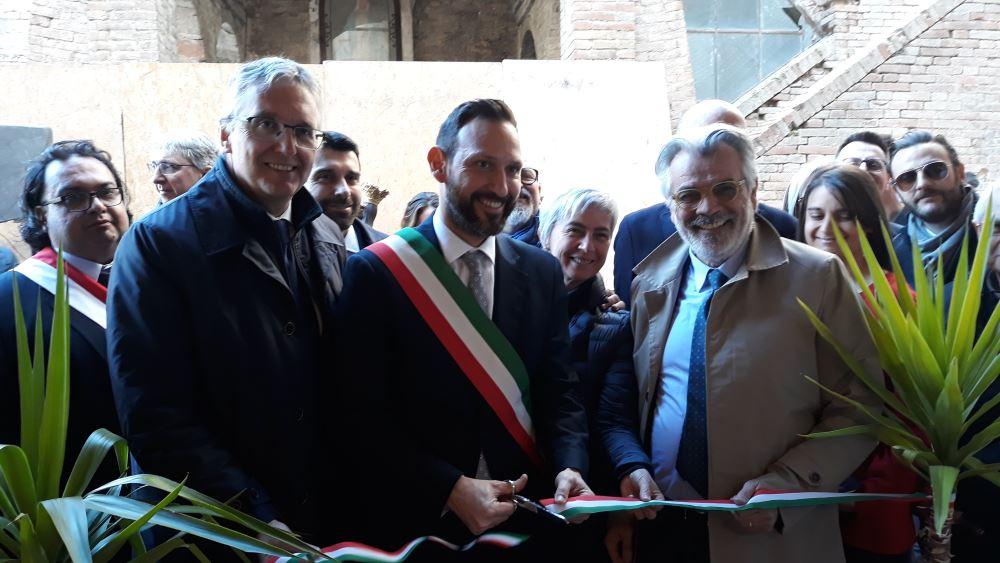 Sanità, inaugurata la nuova Residenza Protetta di Sant'Elpidio a Mare