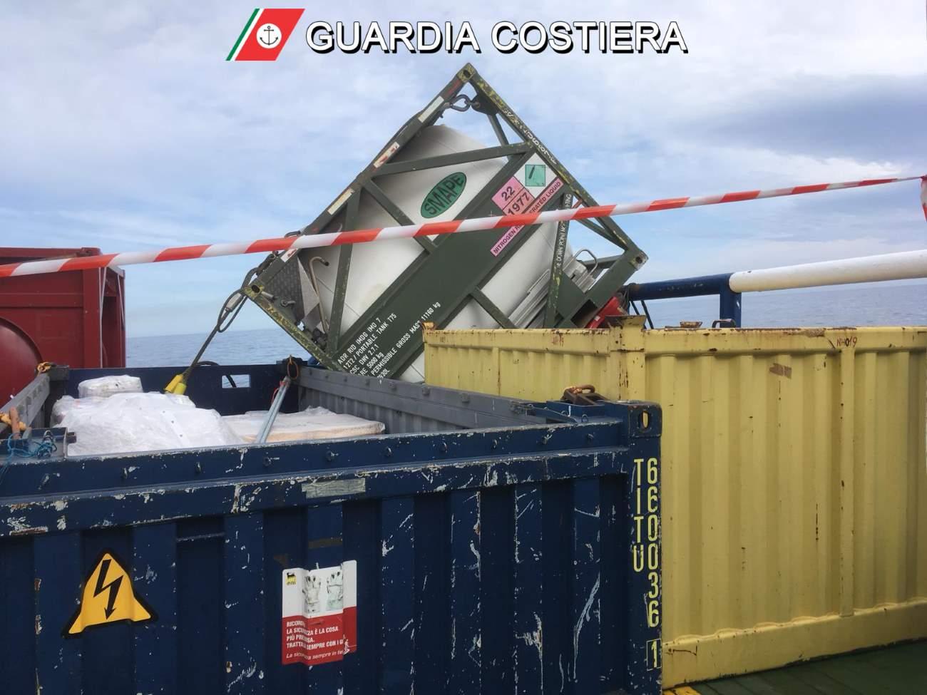 Piattaforma Eni Barbara F, incidente gruista: aggiornamento ore 18:00