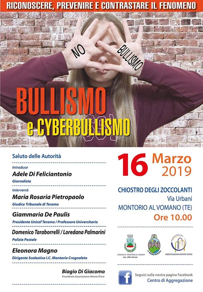 Bullismo e Cyberbullismo: riconoscere, prevenire e contrastare il fenomeno