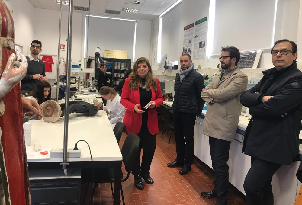 Open day per riscoprire l'arte salvata dal sisma