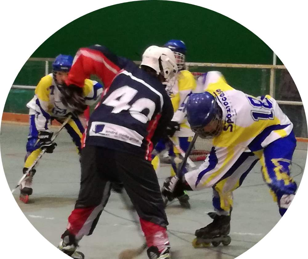 """Hockey in line, i giovani """"Pattinatori Sambenedettesi"""" ad un passo dalla fase finale nazionale"""