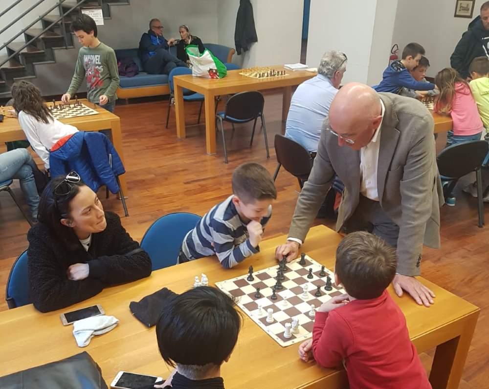 Giochiamo a scacchi