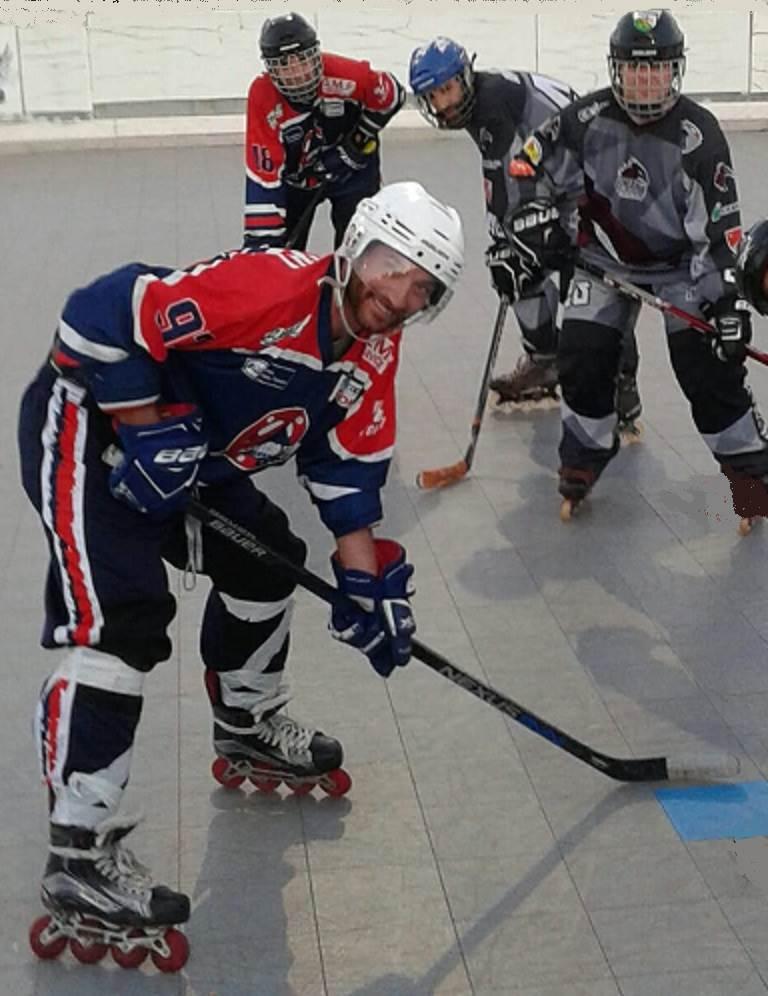 Hockey in line, 2 vittorie nel campionato Uisp per i Pattinatori Sambenedettesi