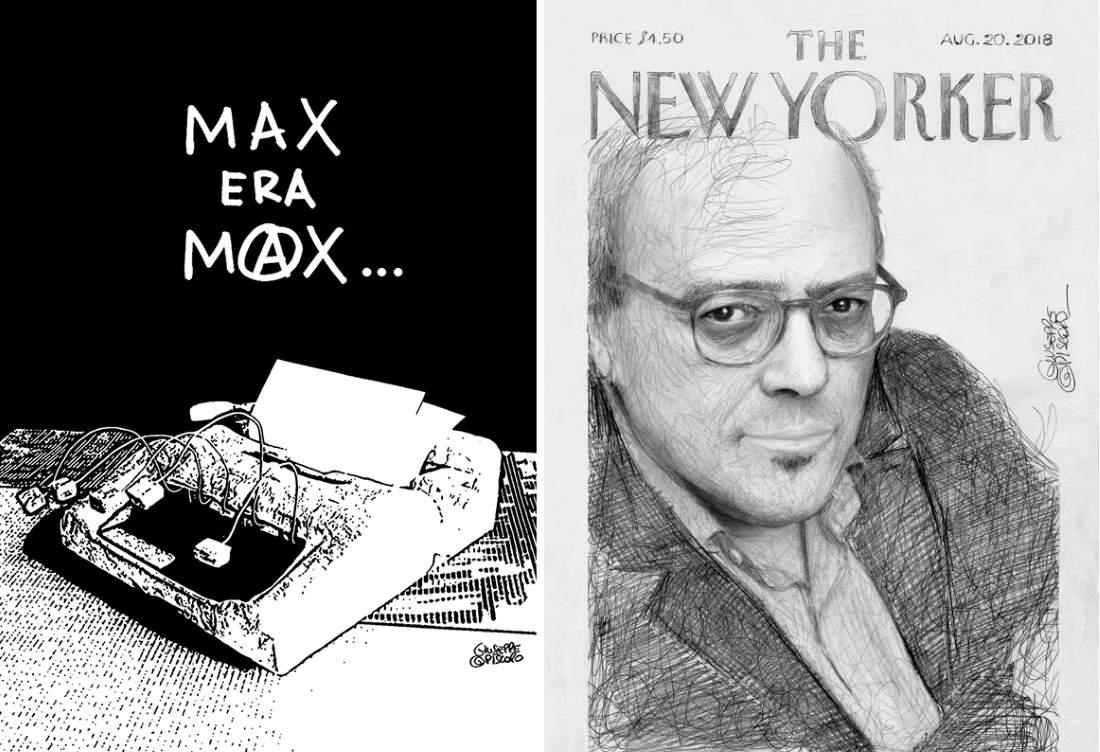 Fino a un anno fa Max era Max…
