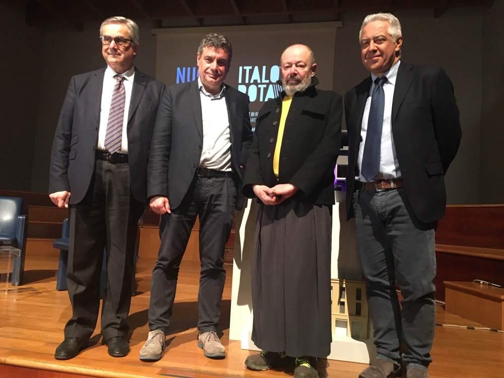 """Il Sant'Arcangelo lancia Fano nel futuro:presentato il progetto de """"La Fabbrica del Carnevale"""""""