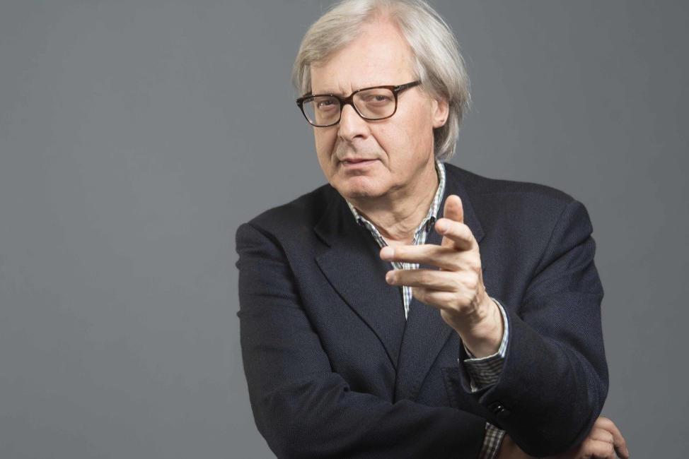 """Vittorio Sgarbi, """"Paesaggio Italiano: L'Infinito tra Incanto e Sfregio"""""""