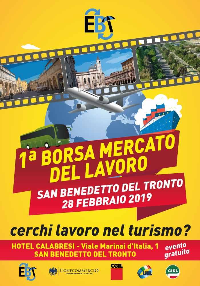 """I Centri per l'Impiego presenti alla """"Fiera del Lavoro"""" di San Benedetto"""