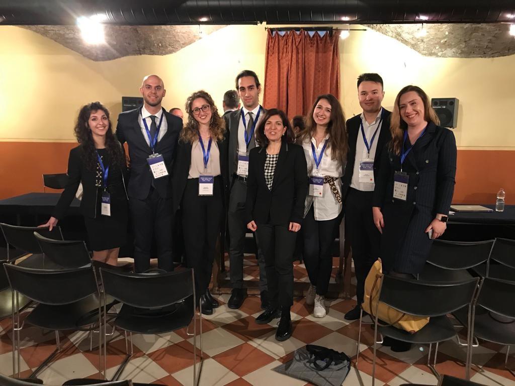 Sfida internazionale tra giuristi,studenti UniMc in finale