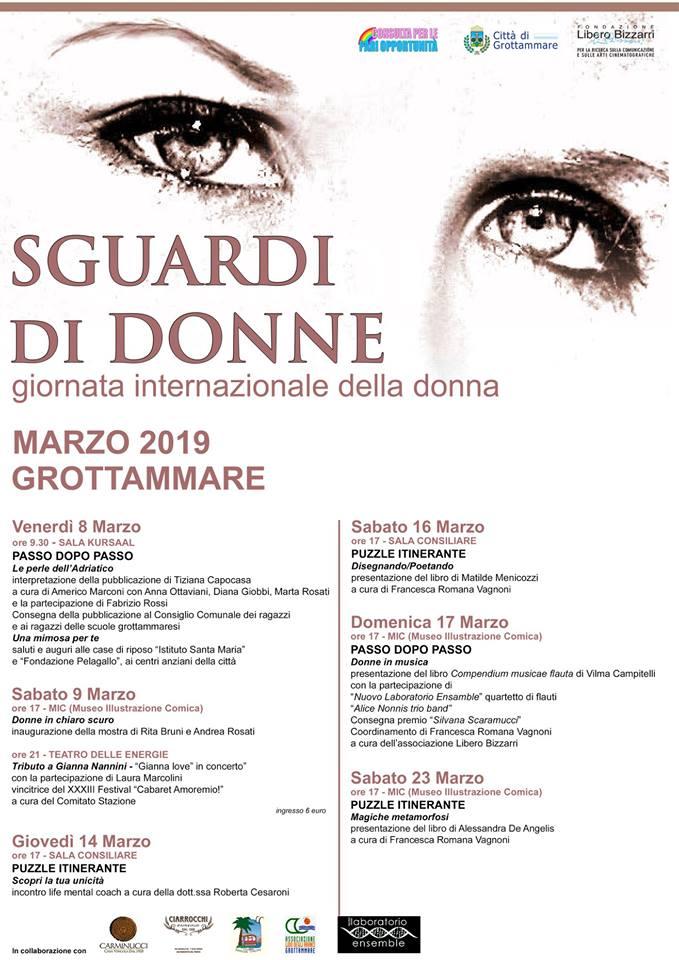 Sguardi di donne @ Grottammare