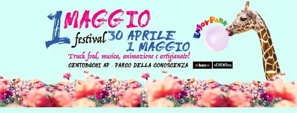 1 Maggio Festival a Centobuchi