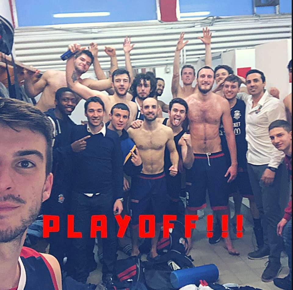PallaCanestro, Samb Basket ai playoff per la B