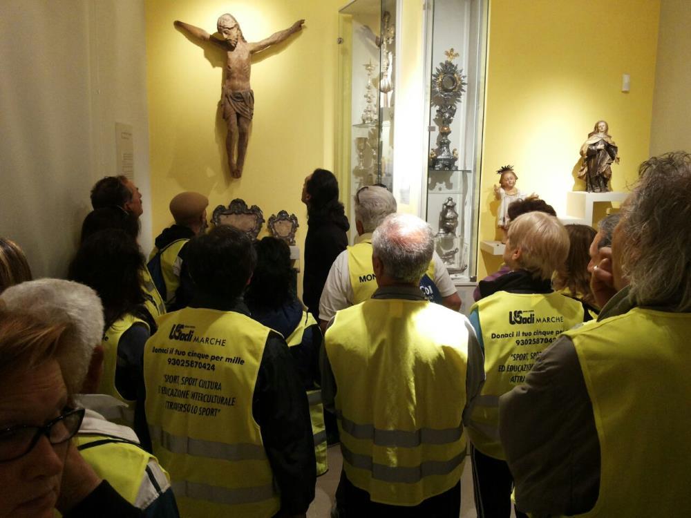 Camminata dei musei: prosegue l'iniziativa di valorizzazione delle strutture del territorio
