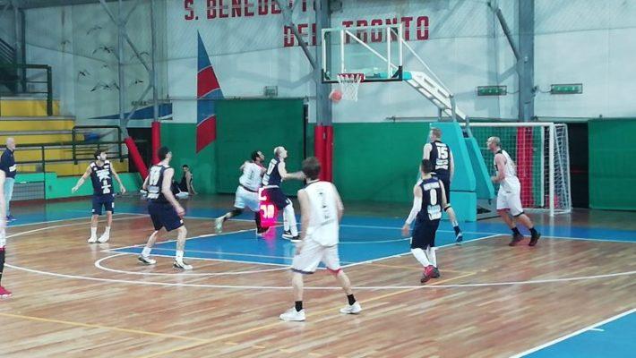 Samb Basket – Unibasket Lanciano66 – 75