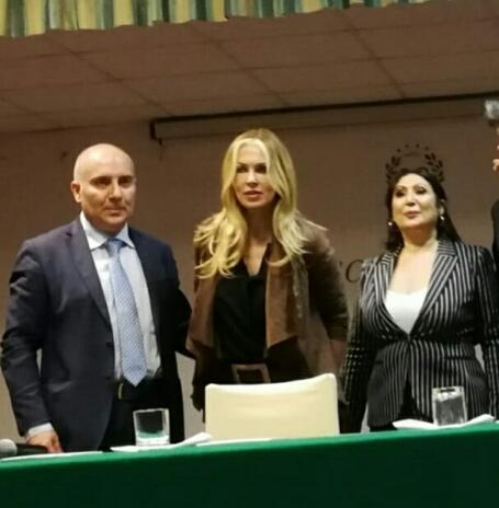 """Roberta Bruzzone, al convegno """"Violenza in famiglia: anello scatenante e ripercussioni sui minori"""""""