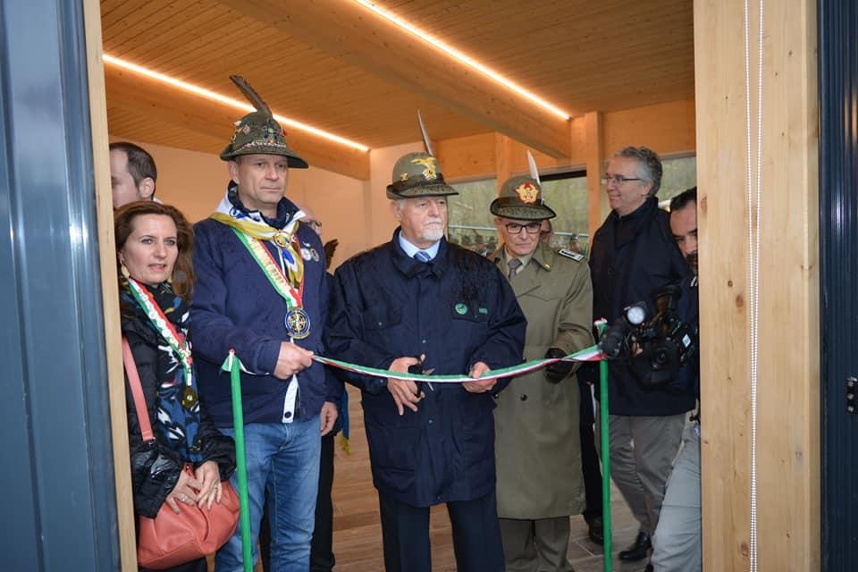 Inaugurato il nuovo Centro Polifunzionale 'Un cuore per Arquata'