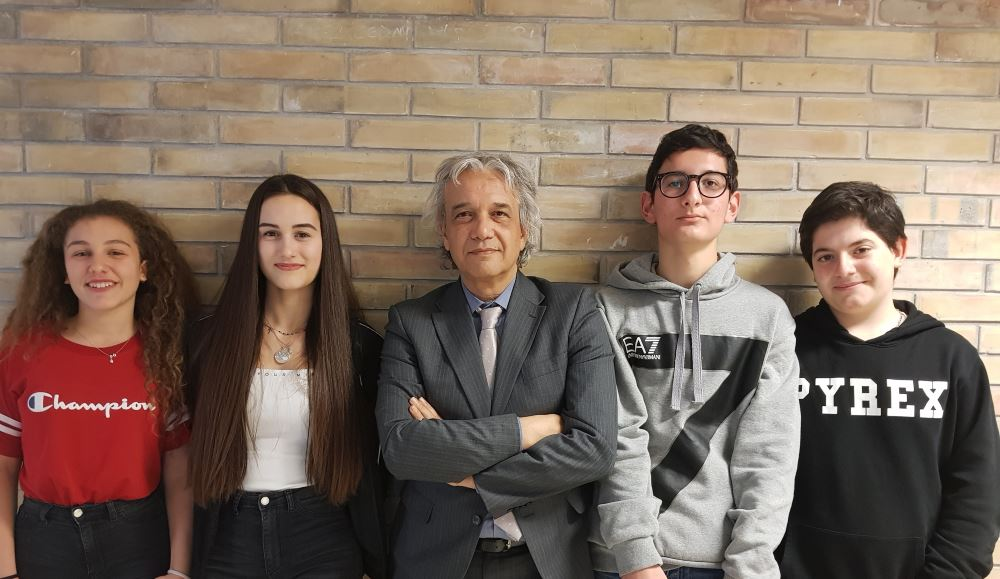 Il Liceo Rosetti approda per la 2a volta alla finale nazionale delle Olimpiadi del Problem Solving