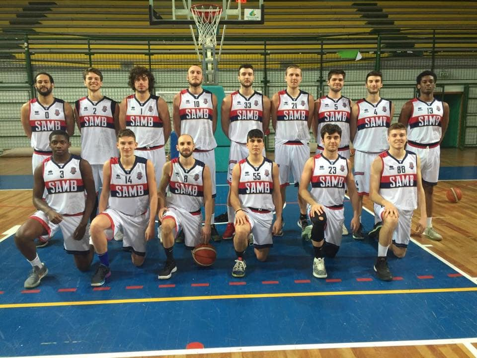 Basket Serie C Gold, la Samb Basket espugna il campo del Pisaurum Pesaro e agguanta i playoff!