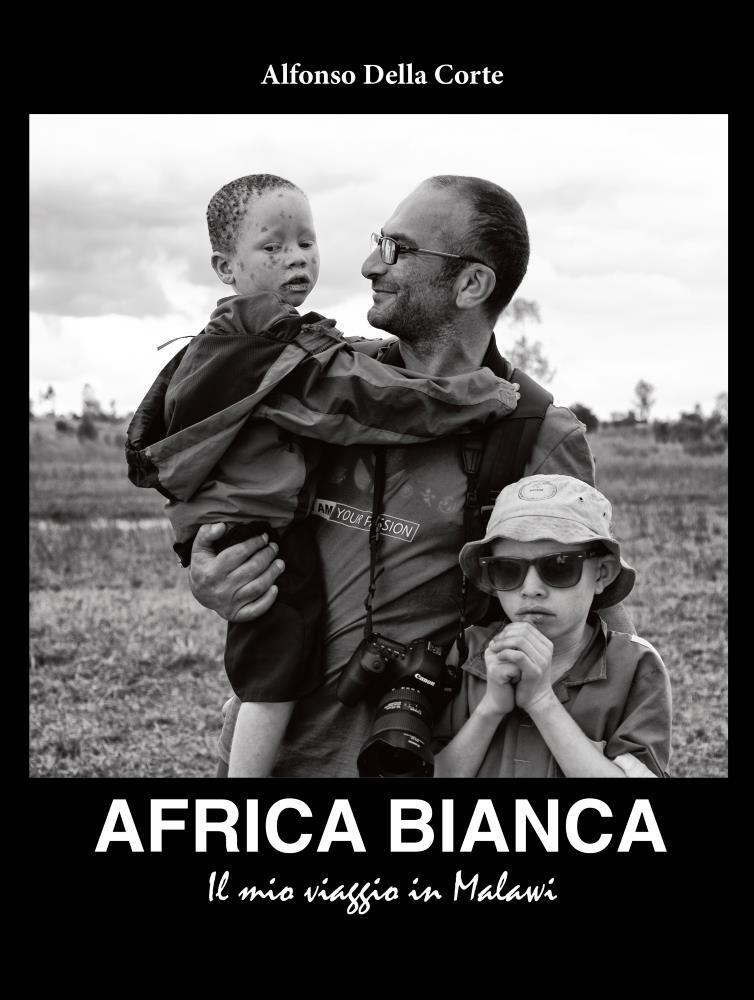 Alfonso Della Corte e il suo viaggio tra gli albini africani a Teatrino Campana