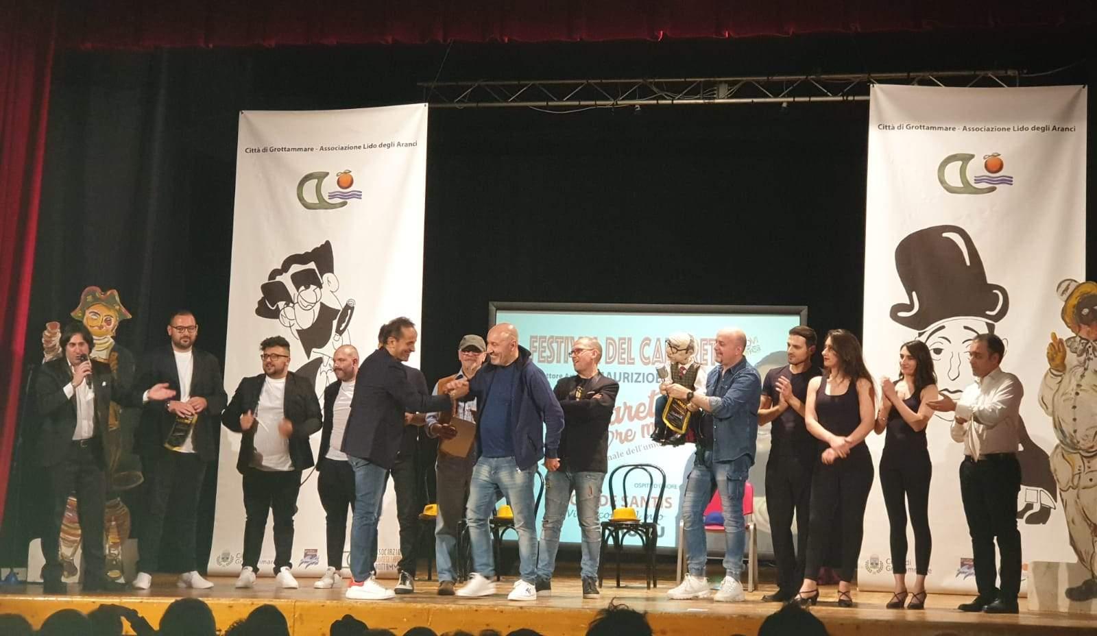 Gisonna e Fratellini: ecco i primi finalisti di cabaret amoremio