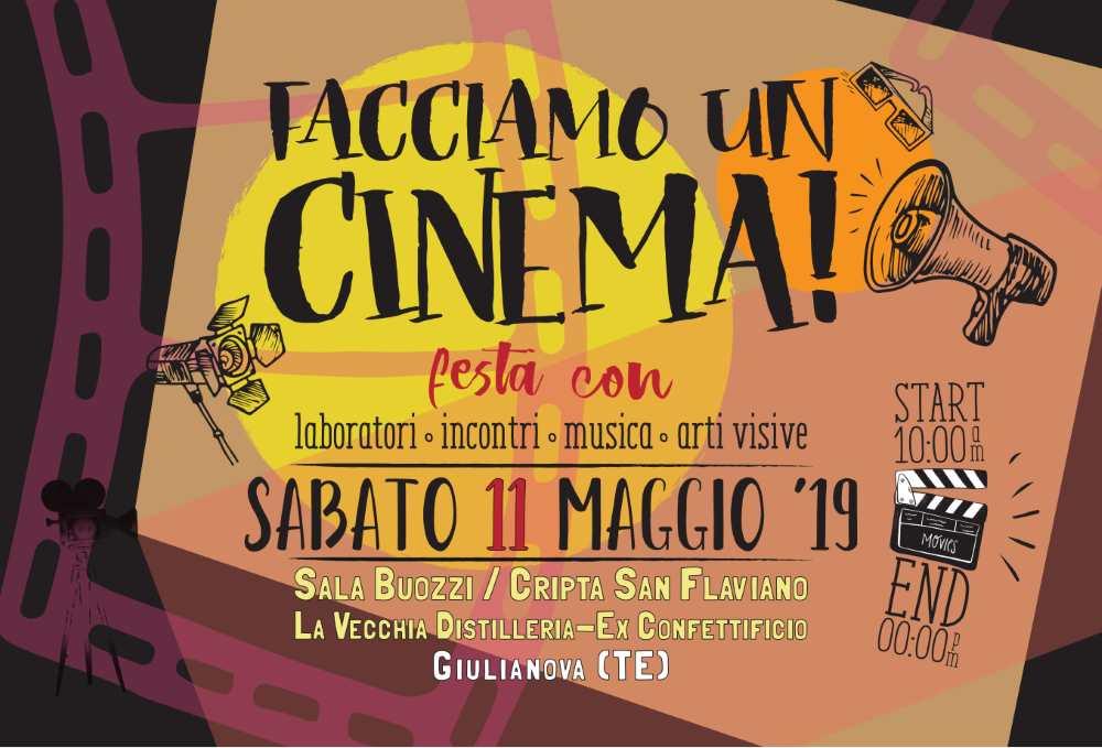 Facciamo un cinema… a Giulianova