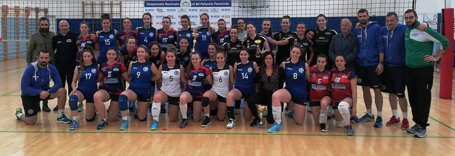 PallaVolo femminile, la nazionale di San Marino vince il torneo internazionale Spring Challenge