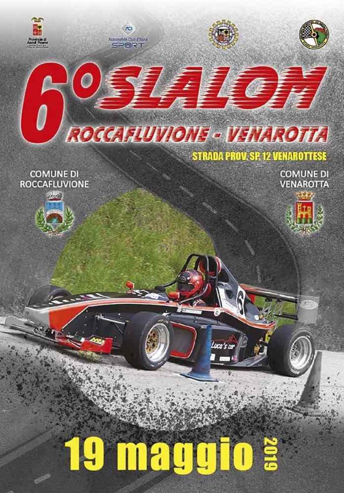 Slalom automobilistico Roccafluvione – Venarotta: tornano a rombare i motori