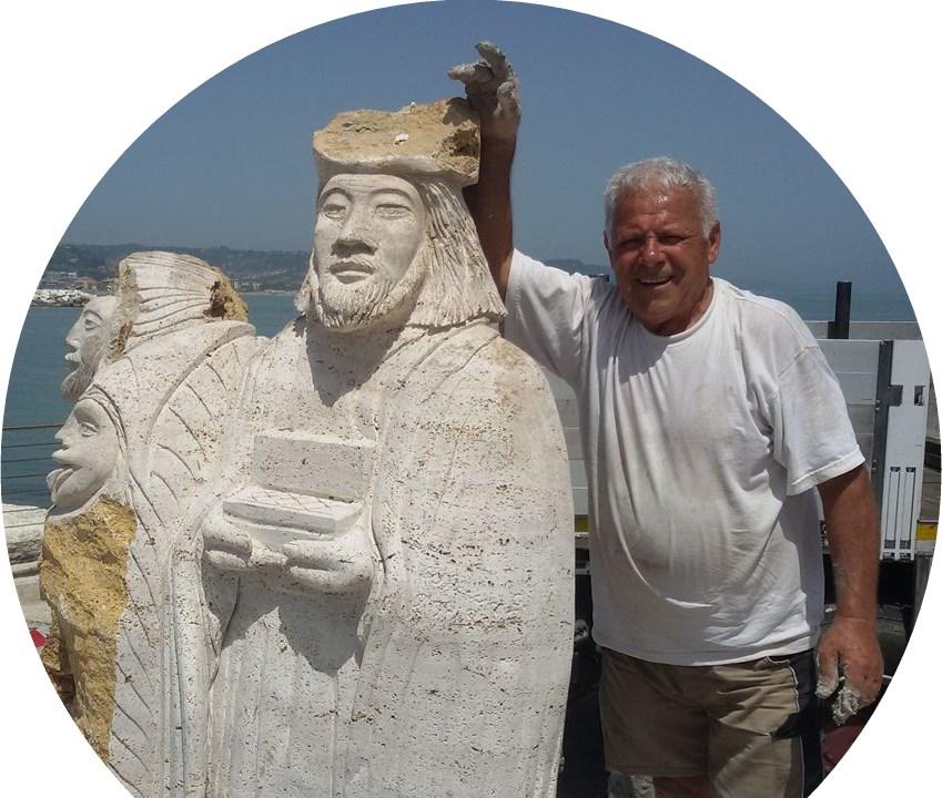 """Giuseppe Straccia, fuori """"Festival dell'Arte sul Mare"""""""