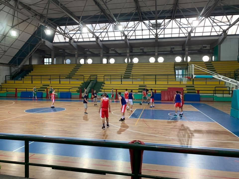 Basket, pronti per il Torneo Internazionale U 18 al PalaSpeca