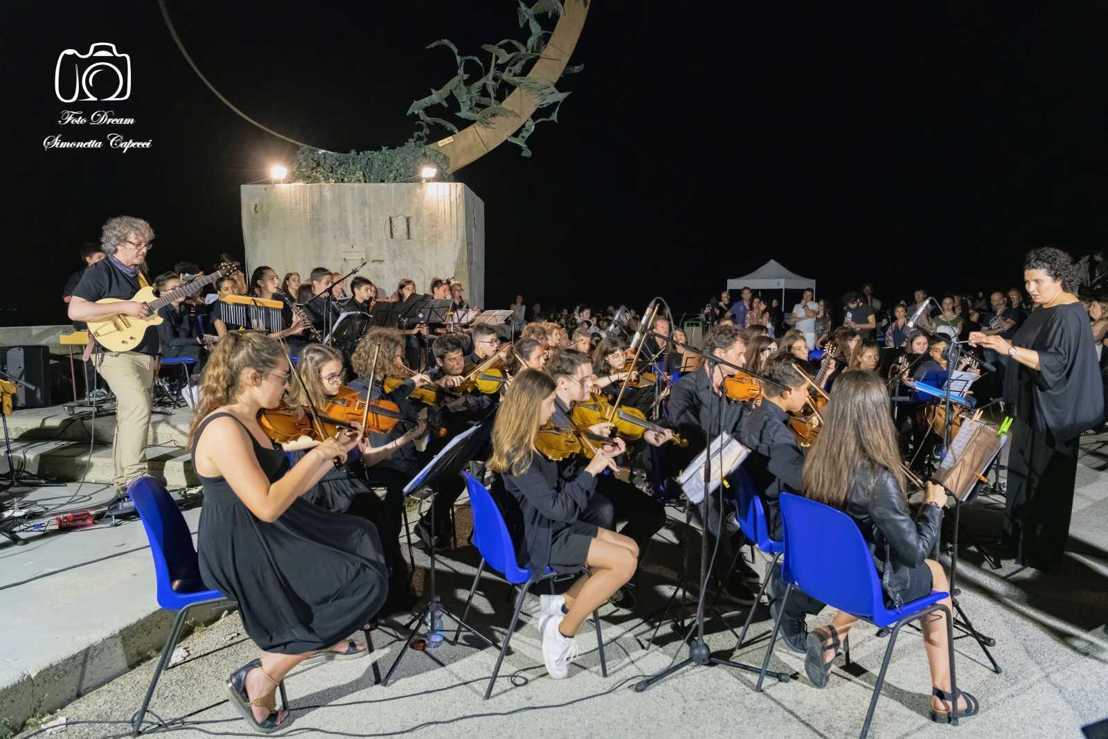 """Incanto alla Serata Jazz del """"Festival dell'Arte sul Mare"""""""