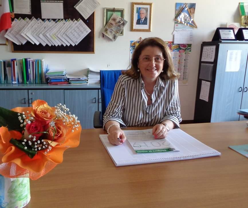 Saluto alla Preside Francesca Fraticelli