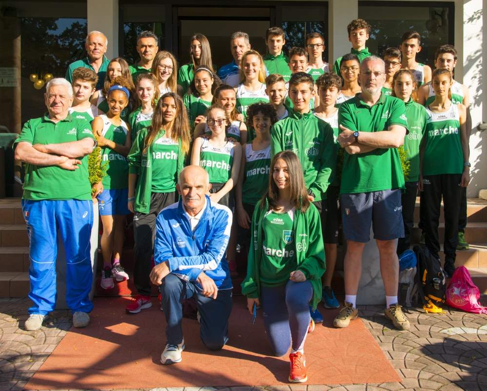 Atletica cadetti, due podi per Le Marche a Fidenza