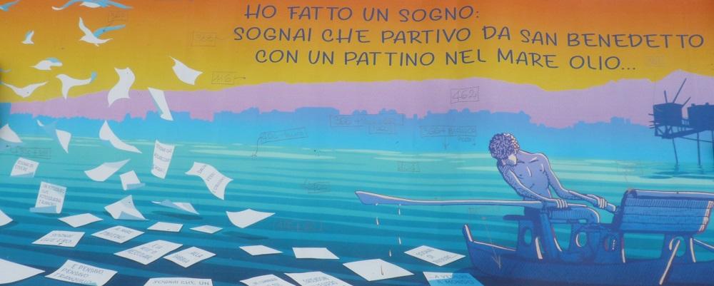 """Gli alunni dell'Isc Centro con """"Il sogno di Andrea"""" aprono il Festival dell'Arte sul Mare"""